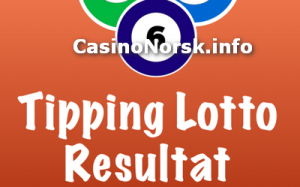 norsk tipping lotto resultat